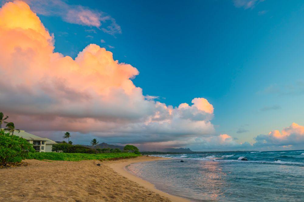 East coast of Kauai
