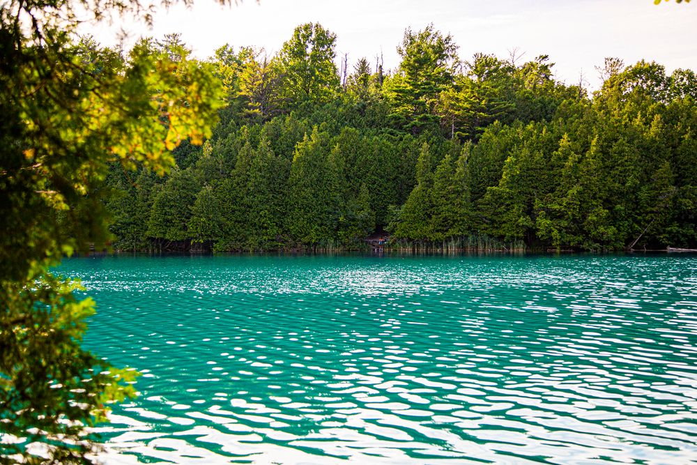 Green Lakes State Park