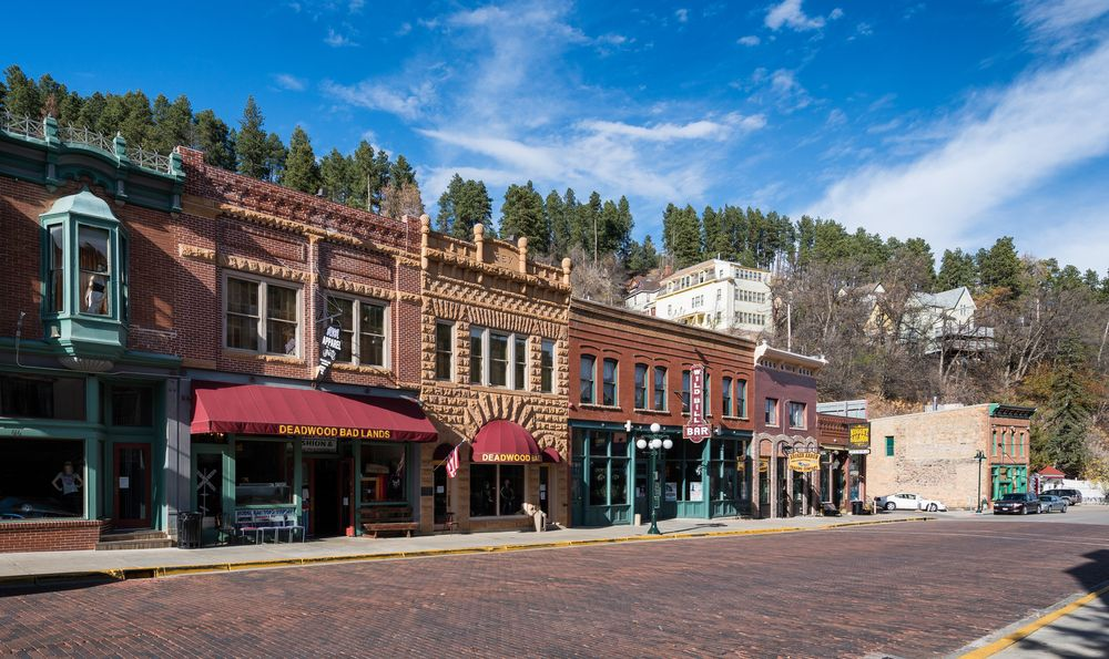 Historic Main Street, Downtown