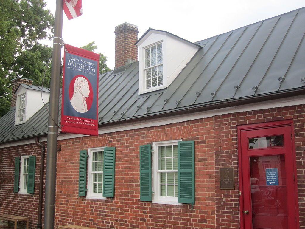 James Monroe Museum and Memorial Library