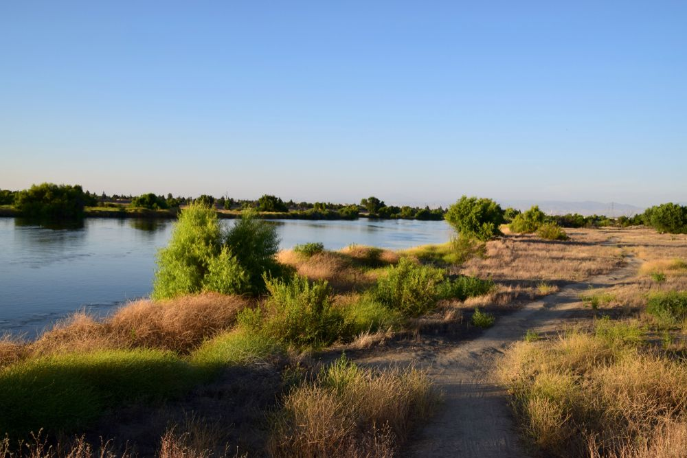 Kern River Parkway Trail