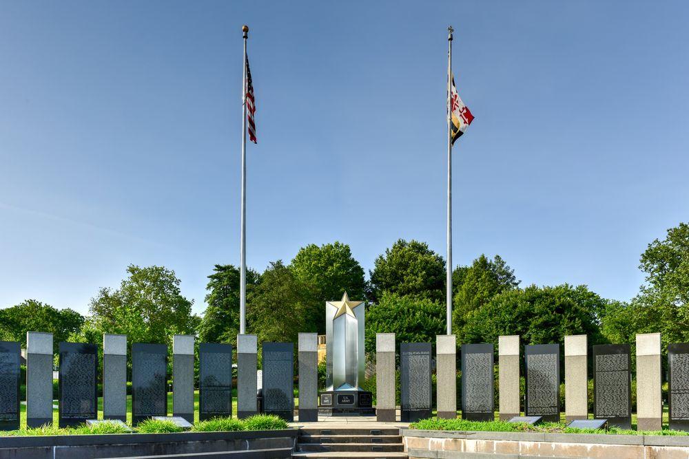 Maryland World War ll Memorial