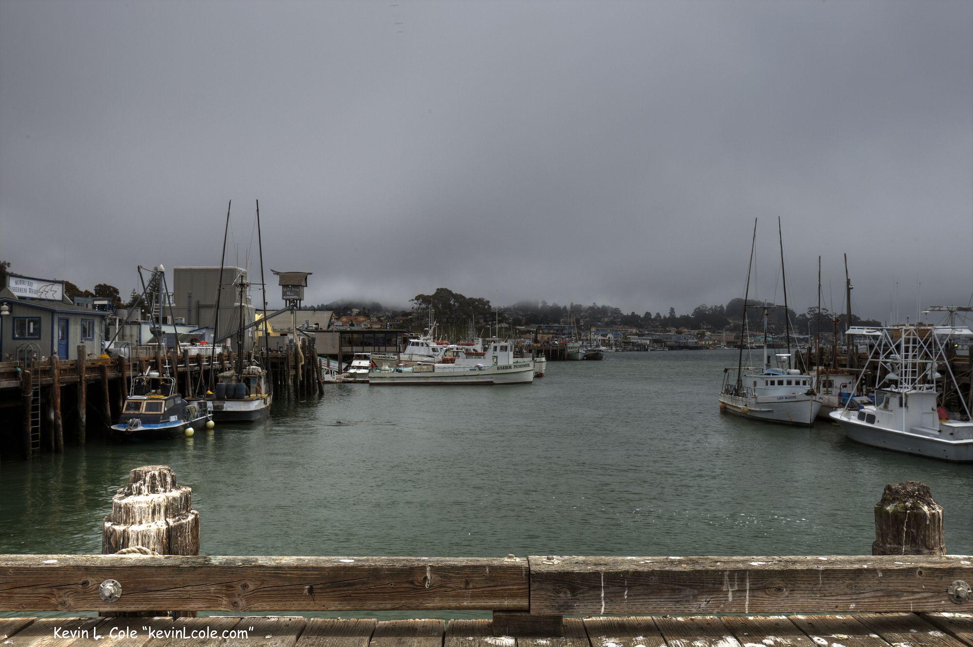 Morro Bay T Pier