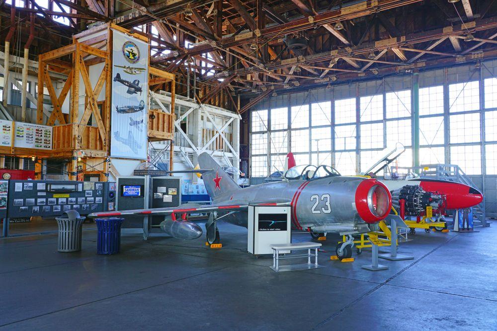Naval Air Station Wildwood Aviation Museum