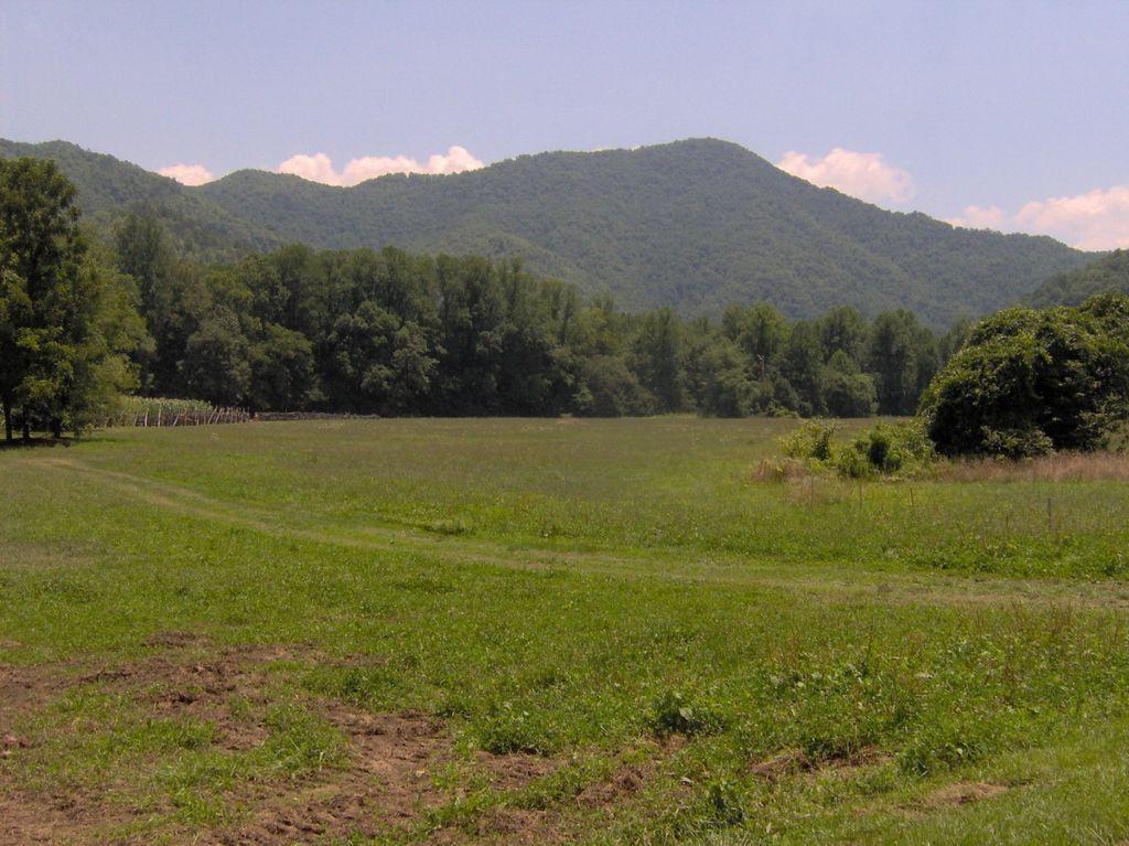 Oconaluftee village