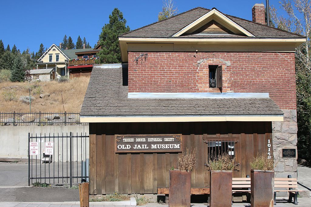 Old Jail Museum in Truckee
