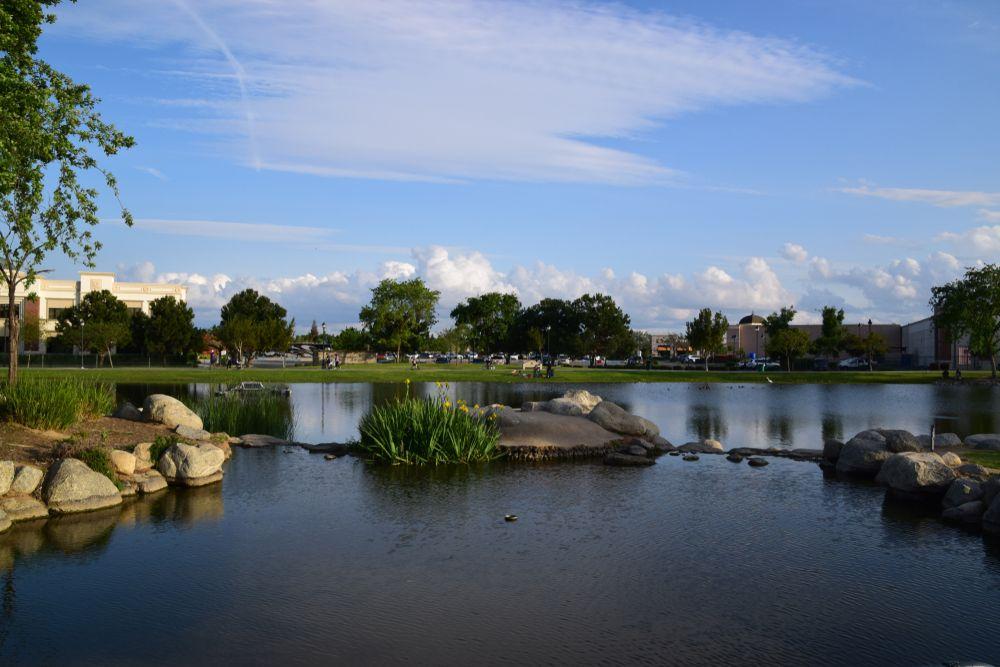 Park at Riverwalk