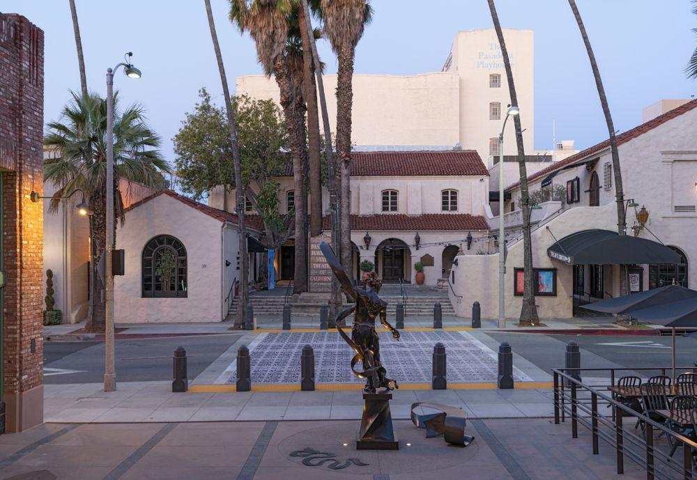Pasadena Playhouse district