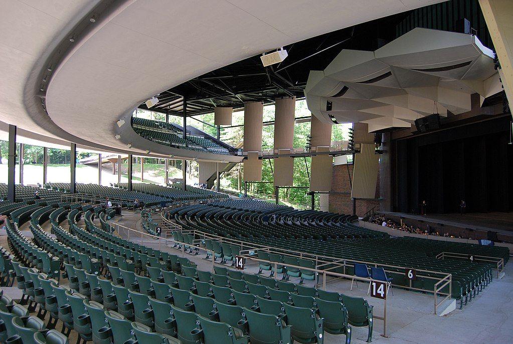 Saratoga Performing Arts Center