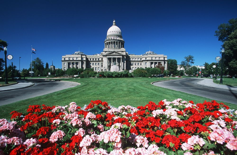 State Capitol Boise