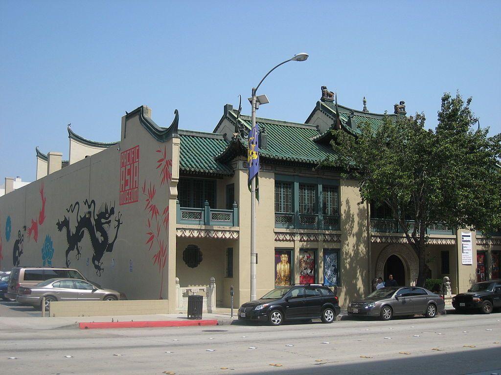 USC Pacific Asia Museum