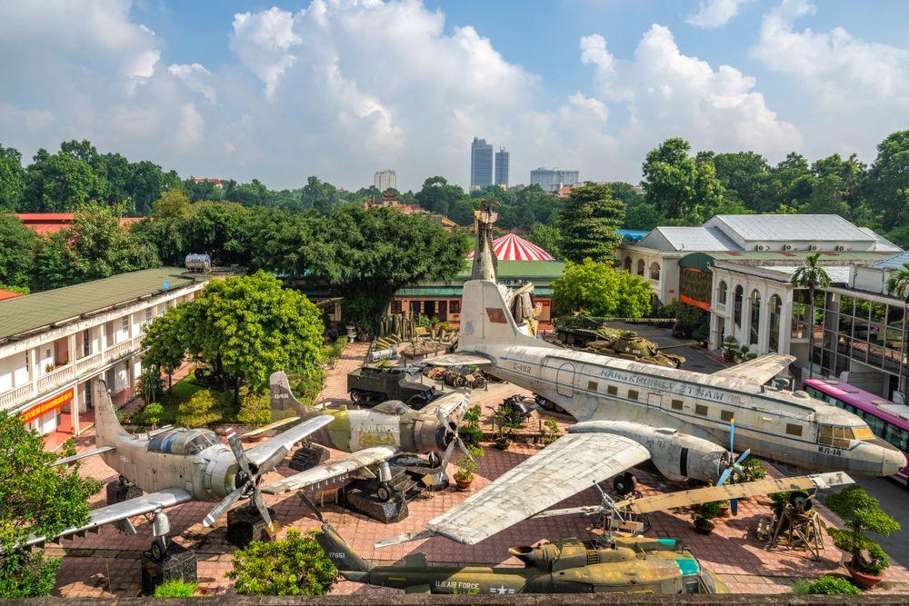 Vietnam Military History Museum, Hanoi
