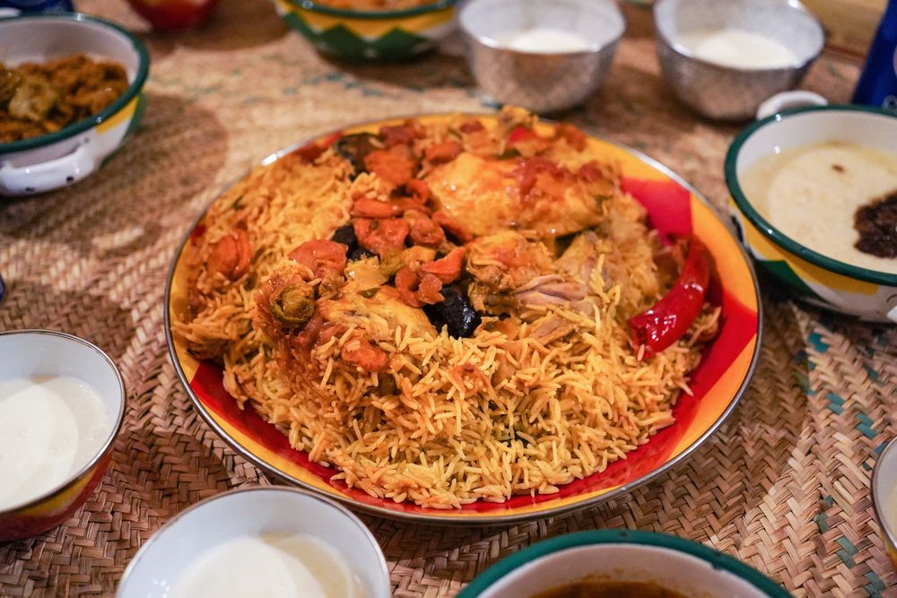 Yemeni food in Riyadh