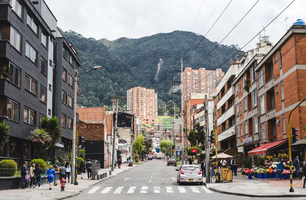Zona G in Bogota