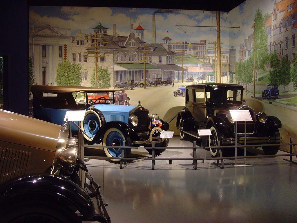 Antique Automobile Club of America