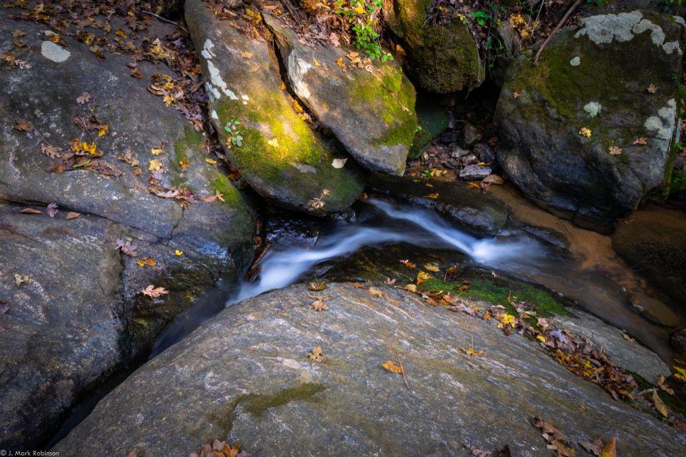 Stream on Birchmore Trail