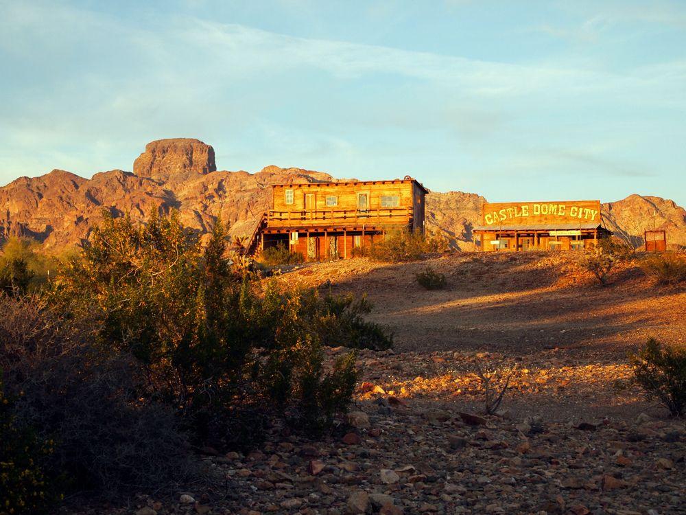 Castle Dome Mines Museum