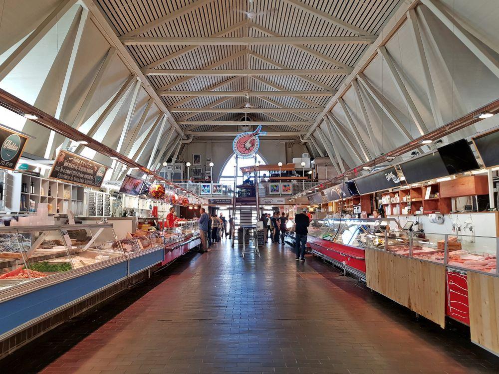 Fish Market in Feskekörka