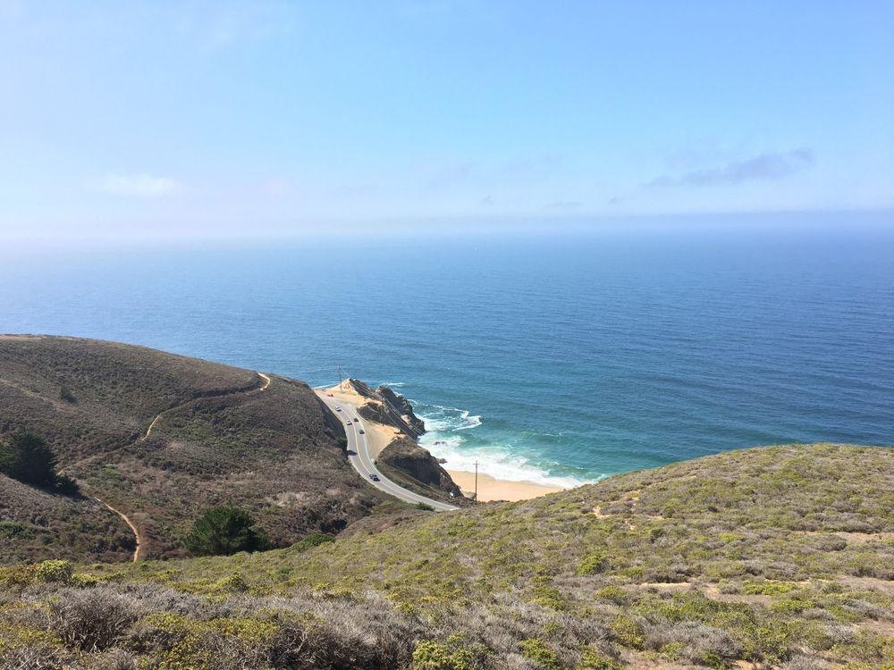 Gray Whale Cove Trail