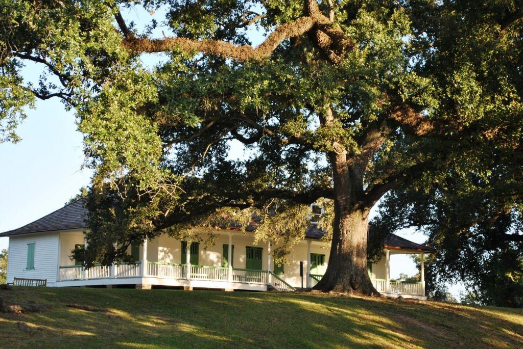 Magnolia Mound Plantation