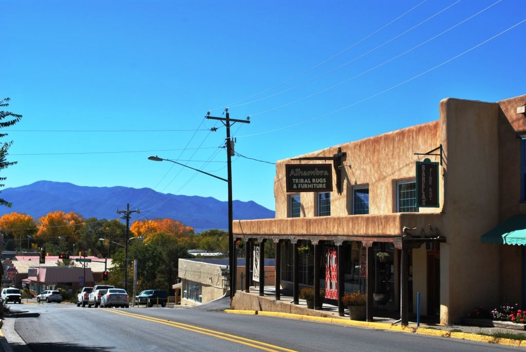 Taos Historic District