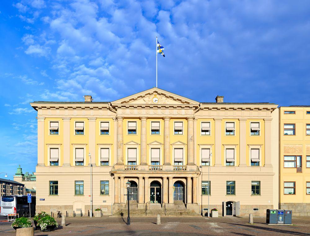 City hall of Gothenburg