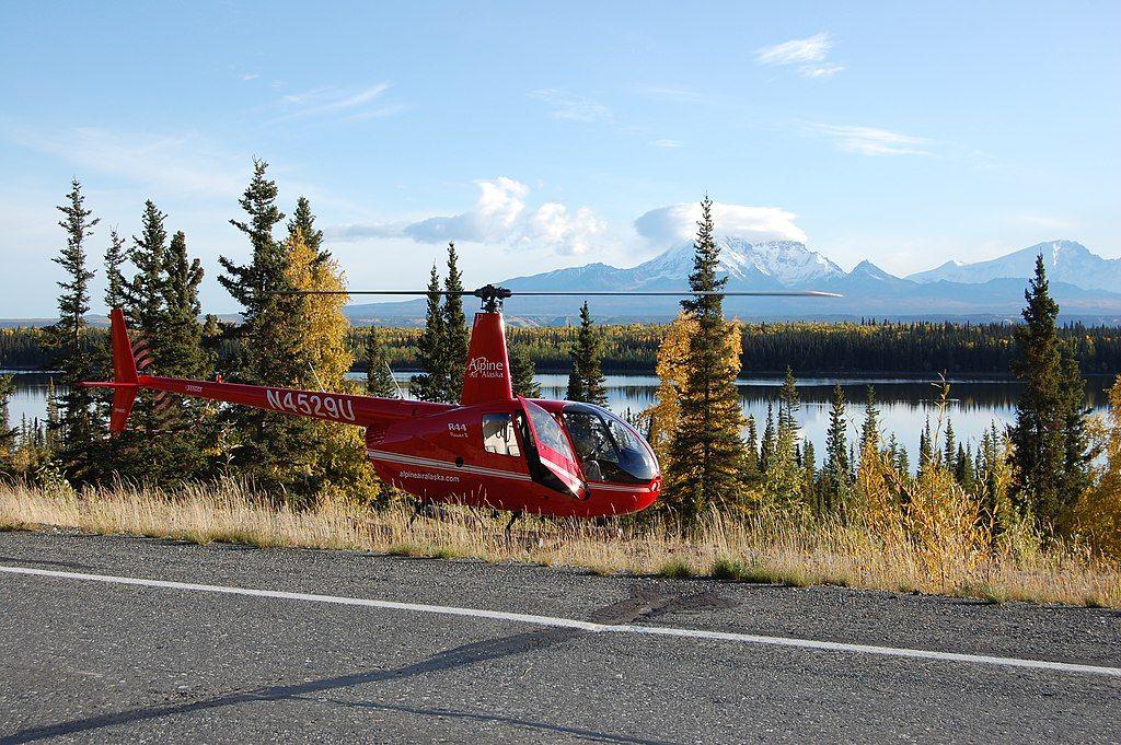 Alpine air Alaska