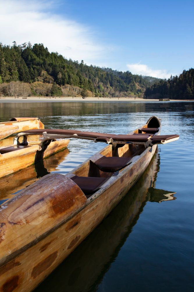Canoeing in Big River