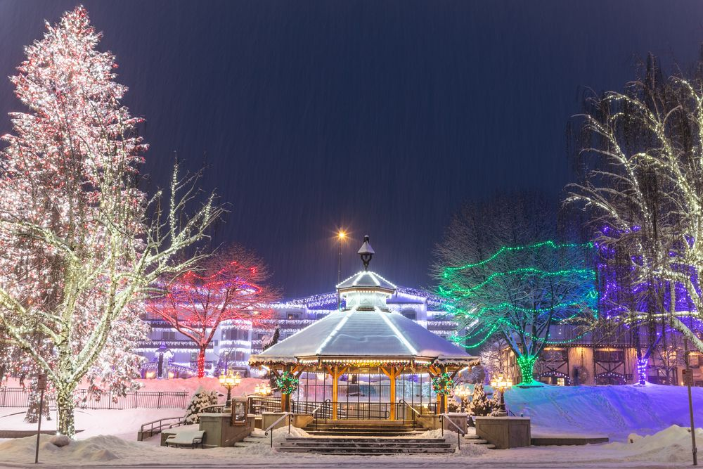 Christmas at Leavenworth