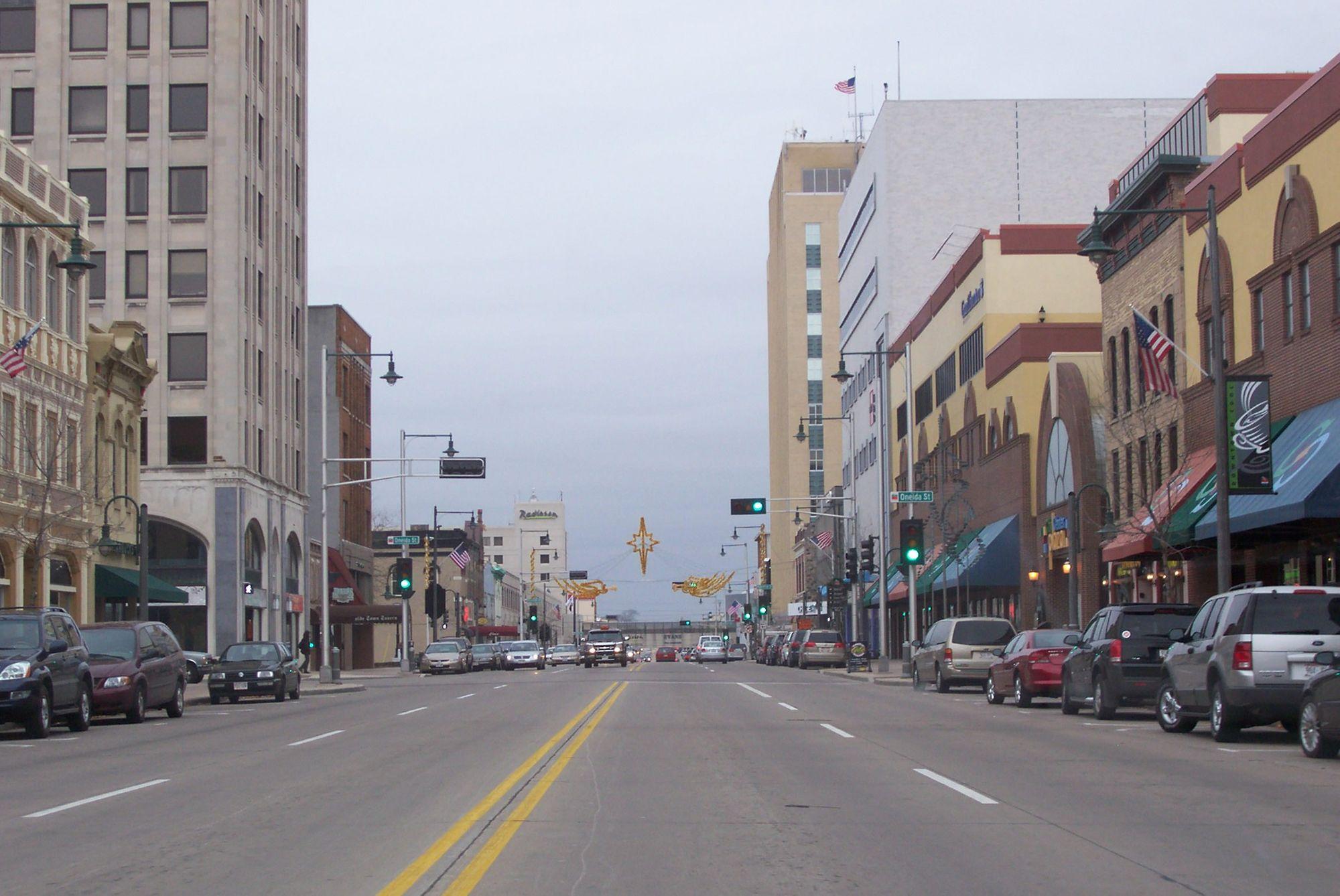 Downtown Appleton