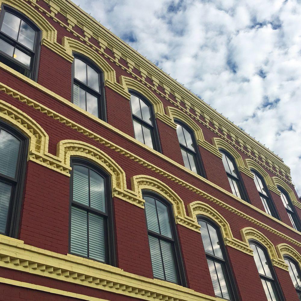 Victorian Architecture in Fernandina Beach Historic District