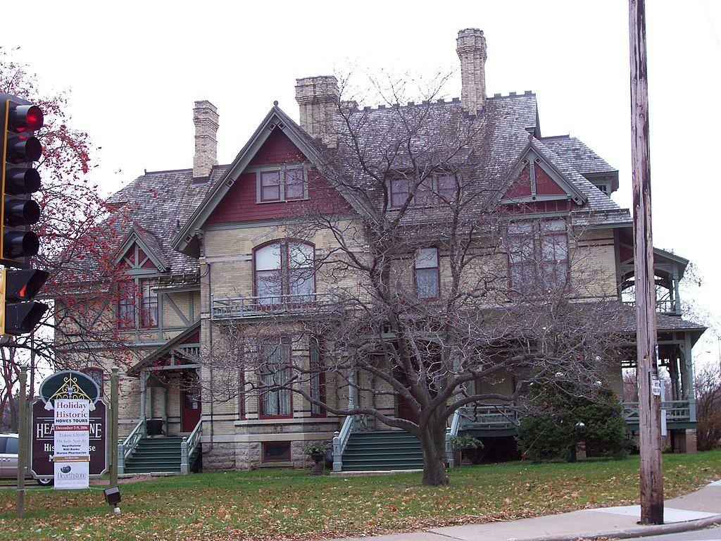 Hearthstone Historic House