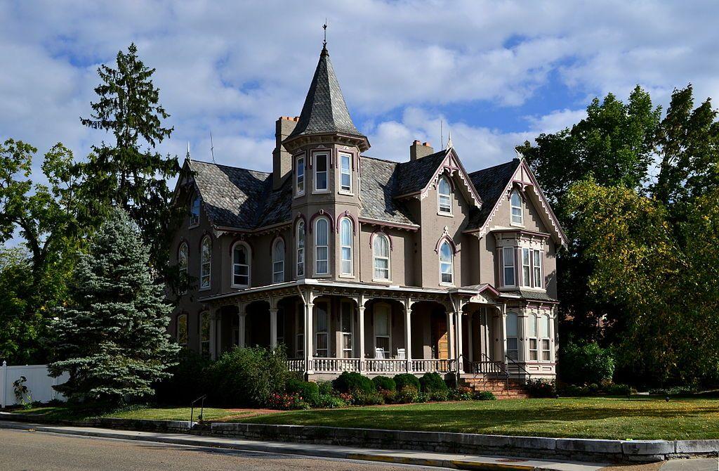 Joshua Wilton House