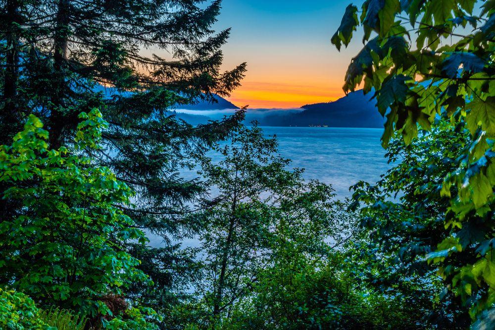 Lake Crescent Trail