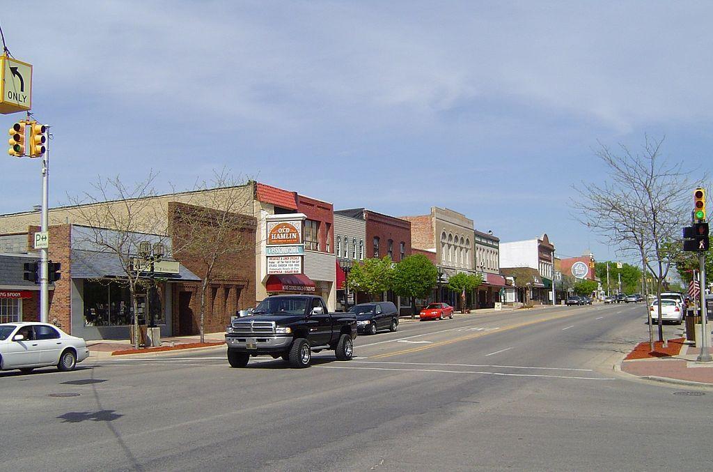 Ludington Downtown