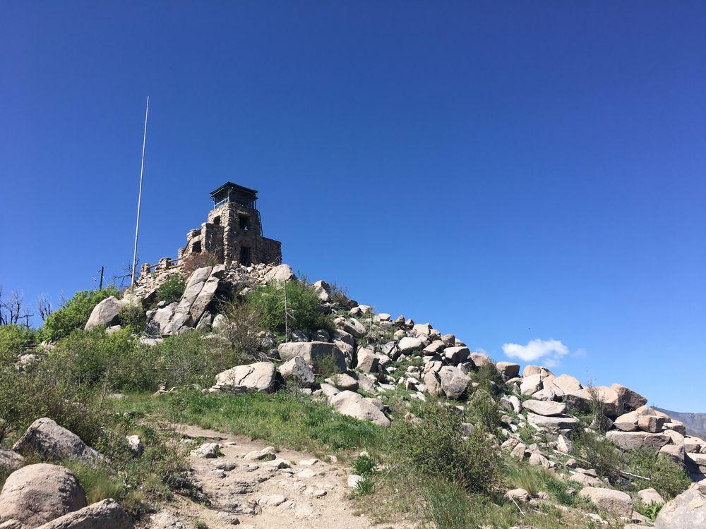 Monjeau Lookout