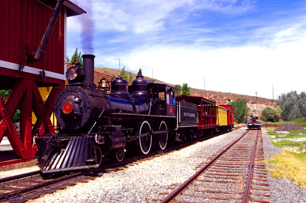 Nevada Railway Museum
