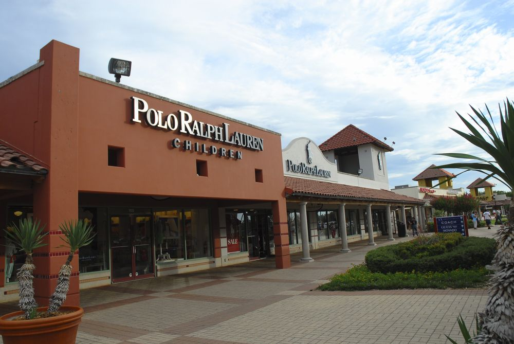 Outlet Mall in San Marcos