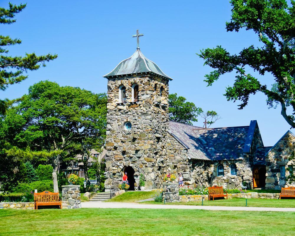 Saint Ann's Church in Kennebunkport