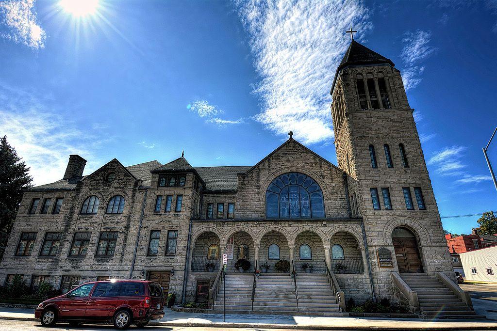 St. Luke's United Methodist Church