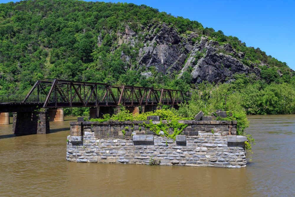 The Point in Harpers Ferry