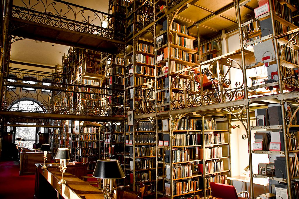 The White Library of Cornell University