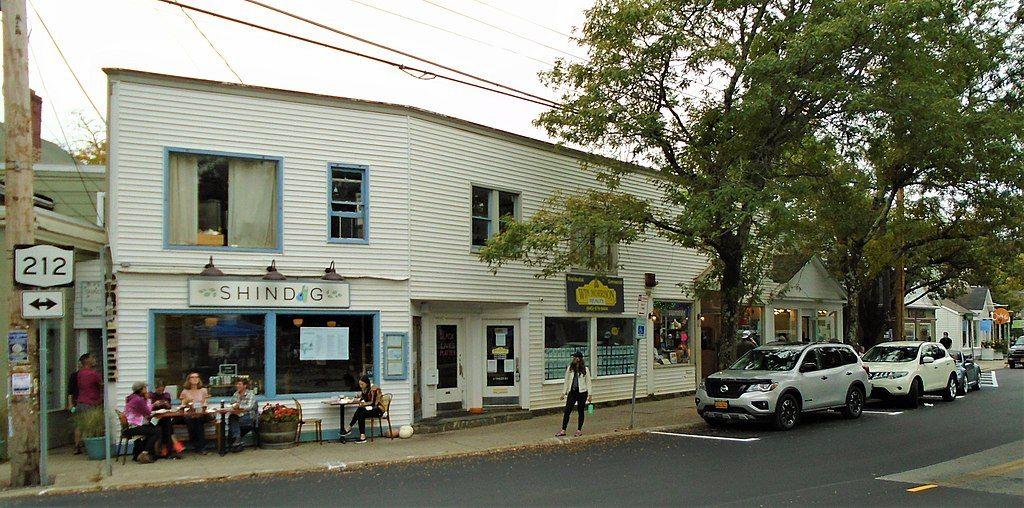 Tinker Street in Woodstock