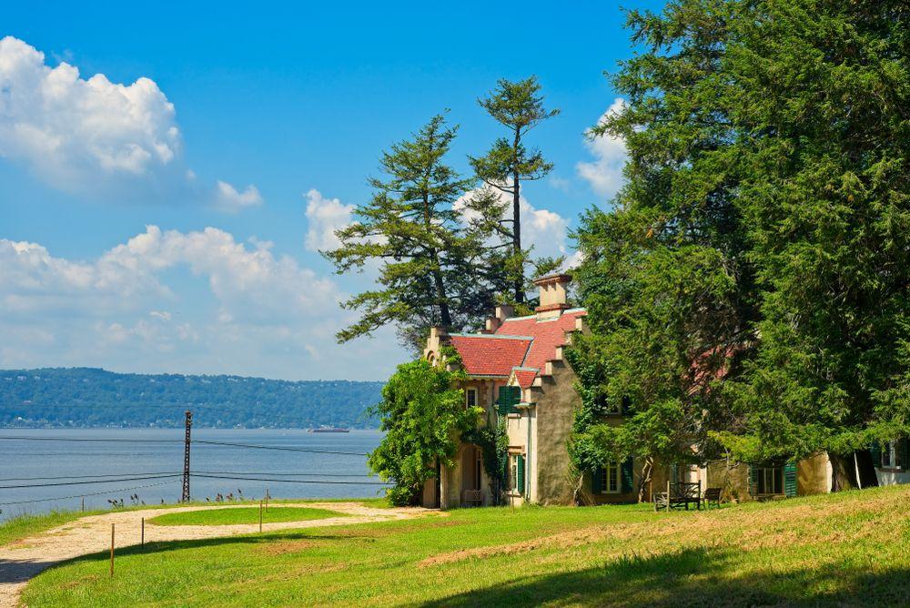 Washington Irving's Sunnyside