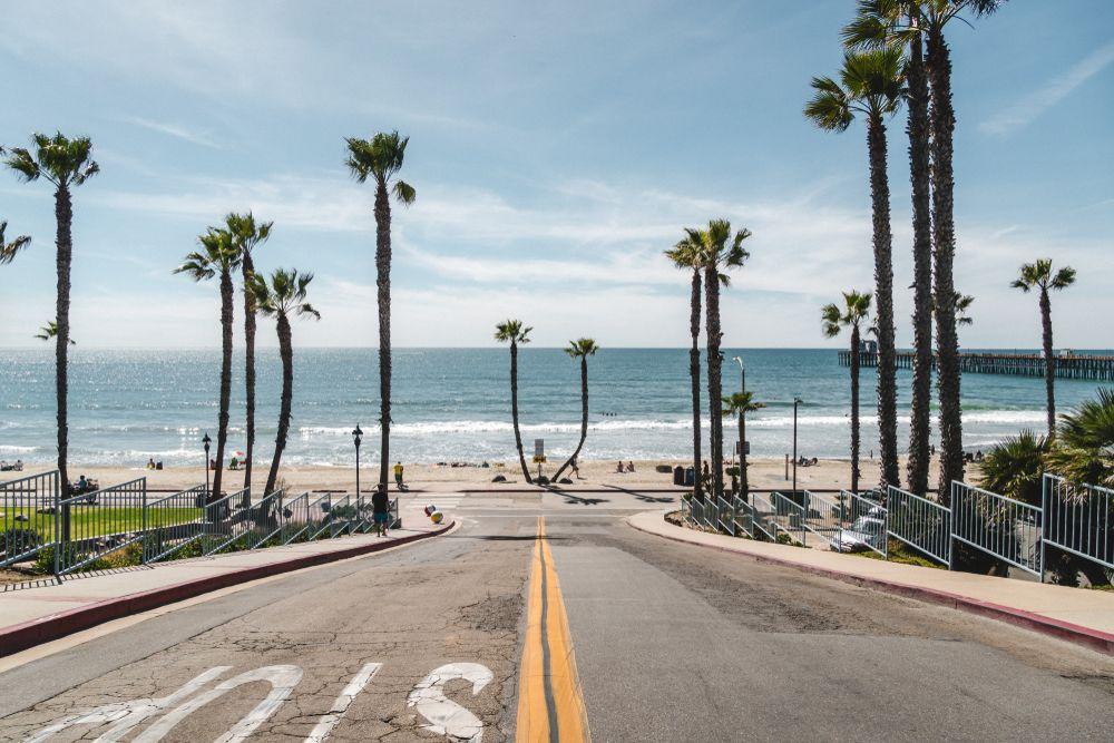 Tyson Street Beach