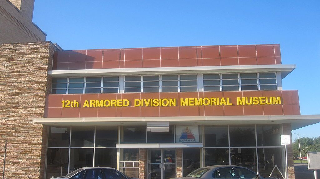 12th Armoured Division Memorial