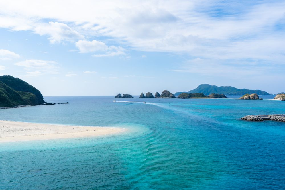 Akajima Island