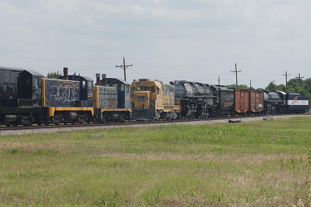 American Railroad museum