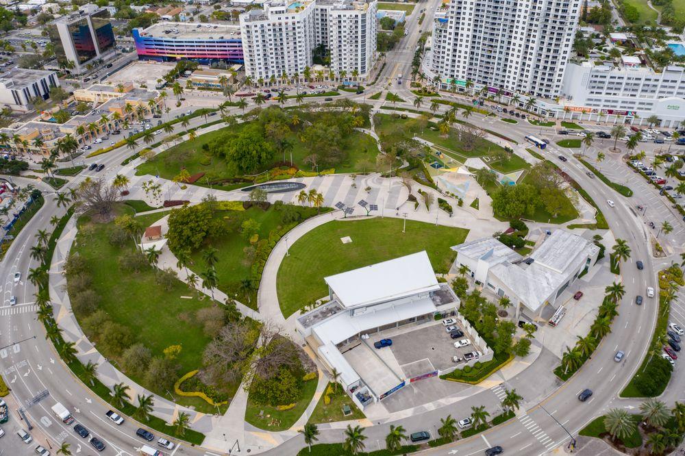 Arts Park at Young Circle