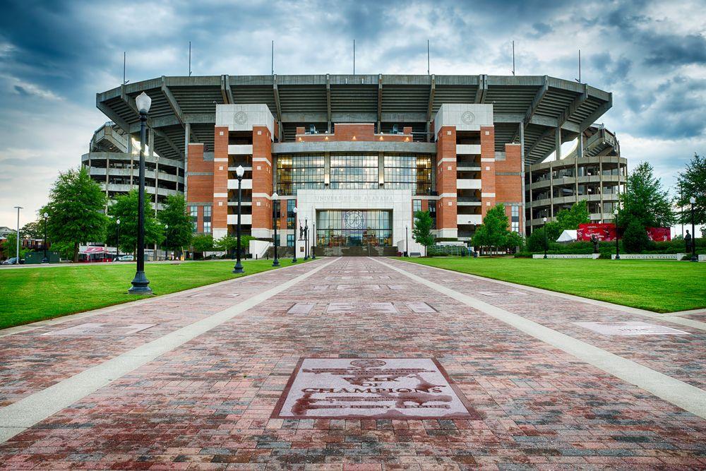 Bryant Danny Stadium